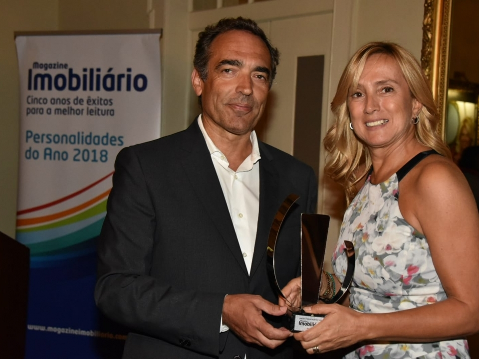 REINALDO TEIXEIRA IS PERSONALITY OF THE YEAR 2018